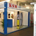 Impression exposition Swissbau - Notre stand - Swissbau 2007