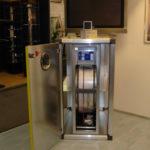Récupérateurs exposé Swissbau -Monobloc avec récupérateur type RGM-053